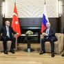 Thổ Nhĩ Kỳ tìm kiếm sự hậu thuẫn của Nga trong vấn đề Syria