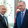 Tổng thống Nga và Thổ Nhĩ Kỳ hội đàm về Syria