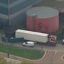 Anh phát hiện 39 thi thể trong một container hàng