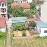 Xây nhà tràn lan trên đất công tại Thanh Oai, Hà Nội
