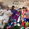 Lịch thi đấu, BXH vòng 11 Tây Ban Nha - La Liga: Barcelona - Valladolid, Real - Leganes, Alaves - Atletico