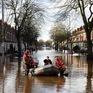 Anh chi 2,6 tỷ Bảng khắc phục hậu quả lũ lụt