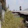 Yêu cầu khắc phục sạt lở cầu vượt cao tốc Đà Nẵng - Quảng Ngãi