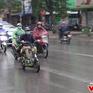 Đêm 13/11, mưa giông ở khu vực Thanh Hóa - TT - Huế