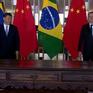 Trung Quốc, Brazil ký thỏa thuận hợp tác