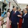 Chủ tịch Hạ viện Kazakhstan thăm Đại học Hà Nội