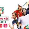 Thỏa đam mê quần vợt cùng Davis Cup 2019 trên VTVcab