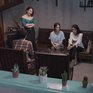 Tiệm ăn dì ghẻ - Tập 1: Chồng sắp ra tù, Ngọc vội triệu tập nhóm Bống Bang bàn kế đối phó