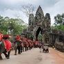 Campuchia cấm sử dụng voi phục vụ du khách tại đền Angkor Wat