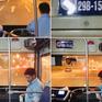 Hà Nội: Tạm đình chỉ phụ xe bus hạch sách hành khách cao tuổi
