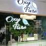 Quán bar bán... oxy sạch ở Ấn Độ