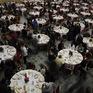 Giáo hoàng chiêu đãi bữa trưa cho 1.500 người nghèo