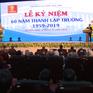 Kỷ niệm 60 năm thành lập Trường Đại học Hà Nội