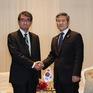 Hàn Quốc - Nhật Bản chưa giải quyết được bất đồng