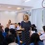 Giờ học mở tiếng Nga tại Việt Nam