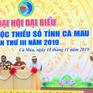 Đại hội đại biểu dân tộc thiểu số tỉnh Cà Mau