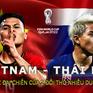 Thái Lan gặp Việt Nam trong cái rét đầu đông