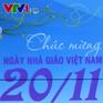 Hôm nay (20/11) - Ngày Nhà giáo Việt Nam