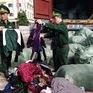 Bắt vụ vận chuyển hơn 6 tấn quần áo cũ về Hải Phòng bán kiếm lời