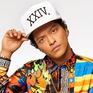 Bruno Mars trở thành nghệ sĩ sở hữu ca khúc hay nhất thập kỷ