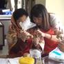 Lớp học làm bánh của kiều bào tại Bangladesh