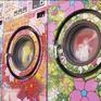 Máy giặt lưu động giúp người dân bị ảnh hưởng do bão tại Nhật Bản