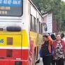 Nhiều khó khăn cản trở xe bus hoạt động