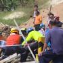 Sập mái trạm xăng tại Thái Lan, 7 người thiệt mạng