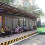 TP.HCM: Không lập điểm trông giữ xe miễn phí cho khách đi xe bus