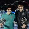 Trận đấu giữa Federer và Zverev lập kỷ lục thế giới
