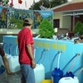 Long An: Hàng nghìn hộ dân vẫn thiếu nước sạch