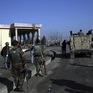 Nổ bom gần căn cứ quân sự Mỹ ở Afghanistan