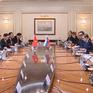 Chủ tịch Quốc hội hội đàm với Chủ tịch Hội đồng Liên bang Nga