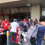 Đoàn thể thao Việt Nam lên đường về nước sau SEA Games 30
