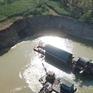 Tỉnh Phú Thọ yêu cầu Công ty Phương Nam dừng khai thác cát