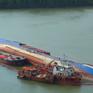 Tìm thấy một thi thể thợ lặn vụ trục vớt tàu chìm