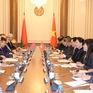 Chủ tịch Quốc hội hội đàm với Chủ tịch Viện Đại biểu Belarus