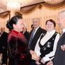 Chủ tịch Quốc hội Nguyễn Thị Kim Ngân: Người Việt Nam luôn ghi nhớ những người bạn giúp đỡ mình