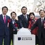 Nhật Bản khánh thành sân vận động quốc gia phục vụ Olympic Tokyo 2020