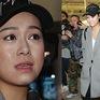 Sau 8 tháng im lặng hậu bê bối ngoại tình, Á hậu Hong Kong rơi nước mắt trước báo giới
