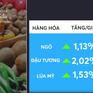 Giá nông sản tăng mạnh