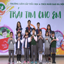 2.500 học sinh Trường liên cấp Ngôi Sao Hà Nội chung tay ủng hộ bệnh nhi tim bẩm sinh