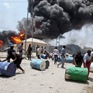 Nổ đường ống dẫn dầu ở Nigeria