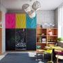 Mẫu phòng ngủ sáng tạo kích thích trí tưởng tượng dành cho bé