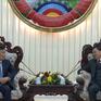 Bộ trưởng Nguyễn Ngọc Thiện chào xã giao Thủ tướng Chính phủ nước CHDCND Lào