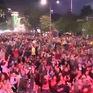 Hàng triệu cổ động viên vỡ òa trong niềm vui chiến thắng của U22 Việt Nam