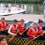 Lễ hội Bơi chải Thuyền rồng Hà Nội sẵn sàng khởi tranh