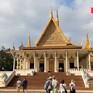 Tăng lượng du khách đến Campuchia