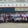 Tàu thanh niên Đông Nam Á - Nhật Bản thu hút bạn trẻ đam mê giáo dục