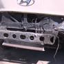 Ô tô bị mất phanh, 27 hành khách thoát chết trong gang tấc